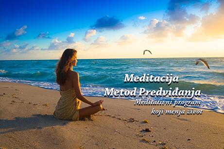 Intenzivna online radionica: Meditacija – Metod Predviđanja